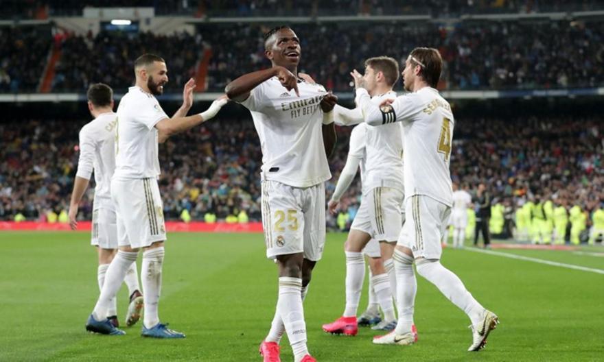 Ρεάλ Μαδρίτης: Έγραψε ιστορία ξανά στο Champions League!