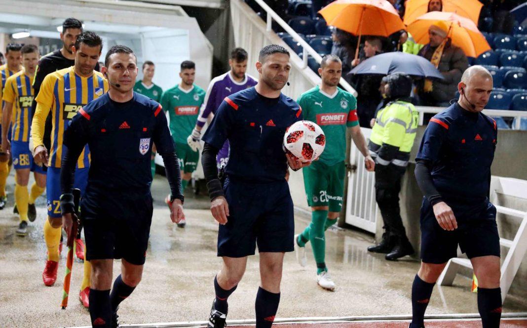 Σκαπούλλης για το γκολ του ΑΠΟΕΛ: «Αν είχε VAR είναι άλλη υπόθεση»