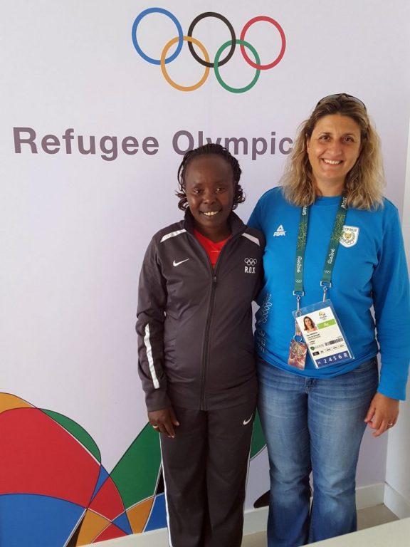 Συμπαράσταση στην Ομάδα Προσφύγων της ΔΟΕ