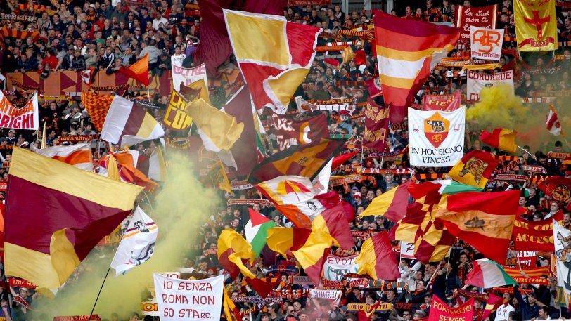 Επιστρέφουν οι οργανωμένοι οπαδοί της Ρόμα στο γήπεδο!
