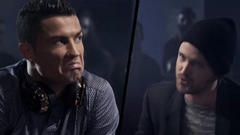 Ο… Poker-face Κριστιάνο (video)