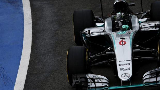 GP Γερμανίας - FP2: Rosberg και πάλι