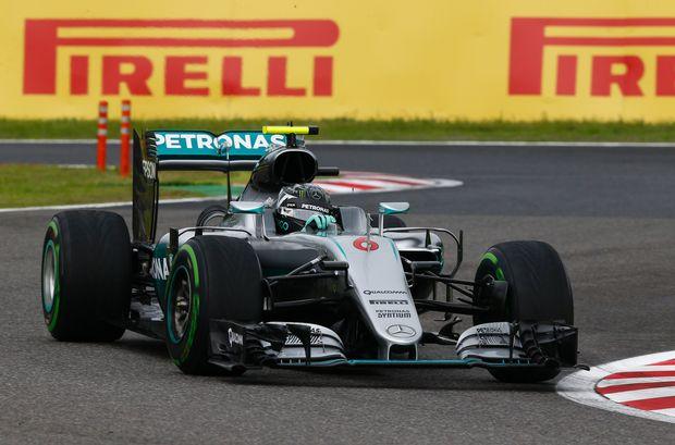 Rosberg για 13 χιλιοστά!
