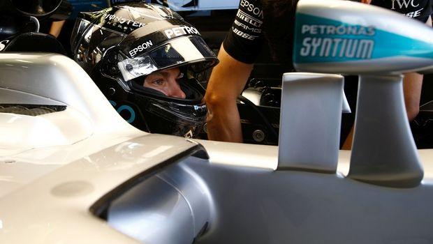GP Σιγκαπούρης (FP3): Rosberg με βραχεία κεφαλή