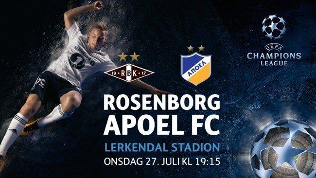 Τετάρτη (20:15) ο πρώτος αγώνας με Ρόζενμποργκ