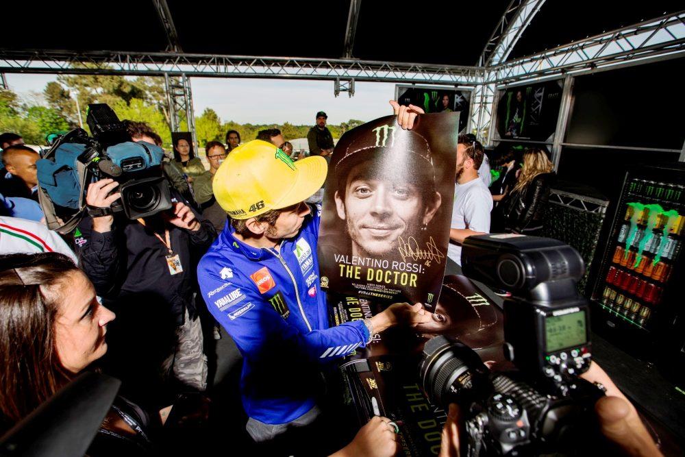 Τέταρτο επεισόδιο για τη ζωή του Valentino Rossi