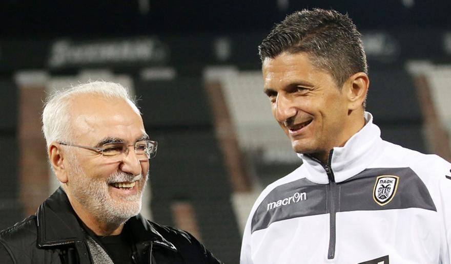 Σαββίδης: «Επιστρέφει στον ΠΑΟΚ ο Λουτσέσκου»