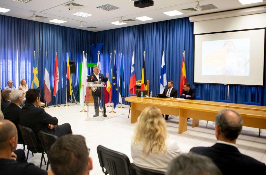 Παρουσίαση της Εθνικής Στρατηγικής για τον Αθλητισμό