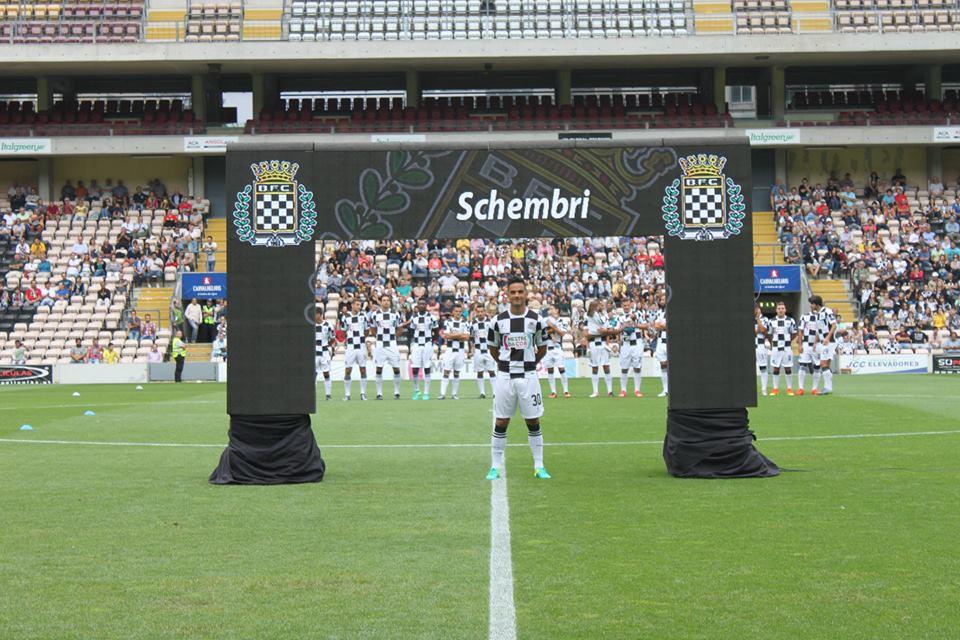 Σκέμπρι: «Μακράν η καλύτερη ποδοσφαιρική του εμπειρία»