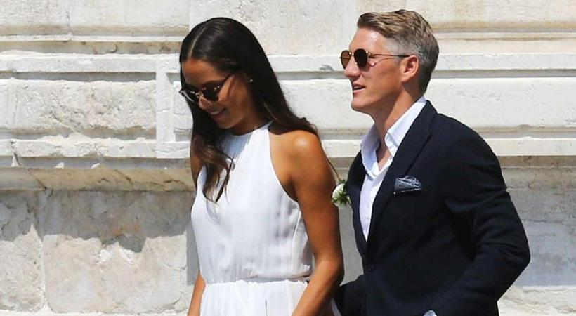 Παντρεύτηκαν Σβαϊνστάιγκερ-Ιβάνοβιτς (vids)