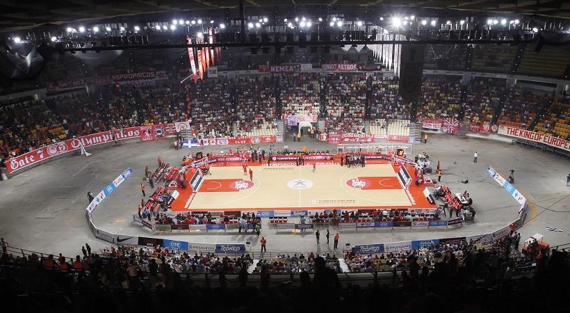 Άλλαξε ώρα λόγω Europa League ο μπασκετικός Ολυμπιακός