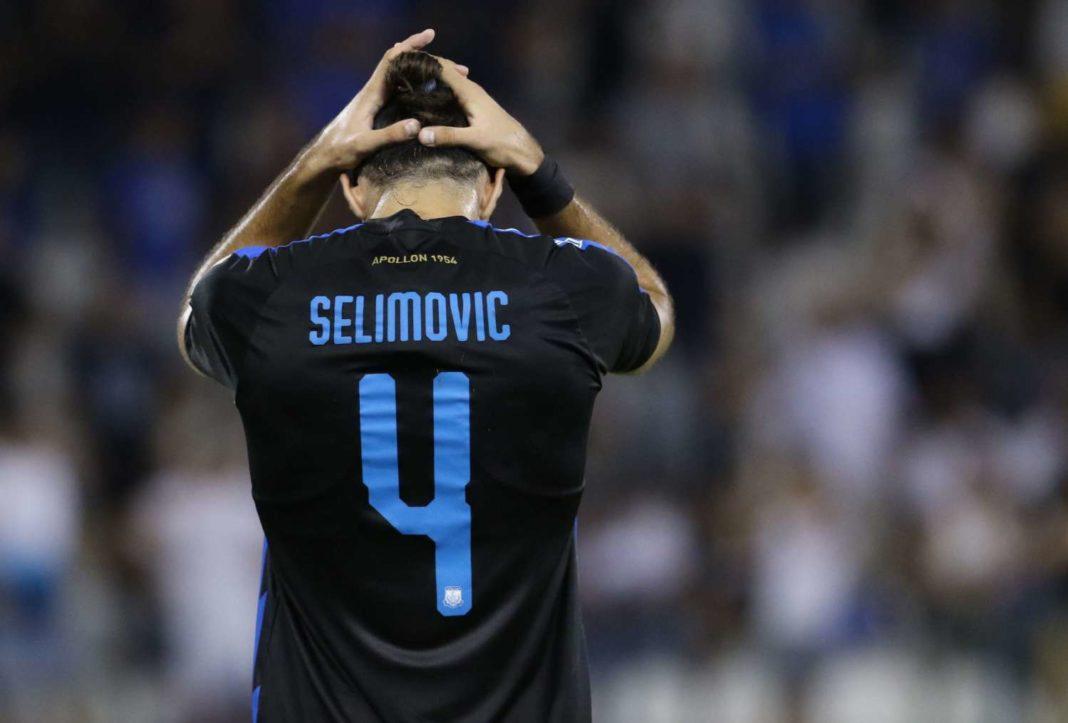 Σελίμοβιτς: «Δεν ανταποκριθήκαμε…»