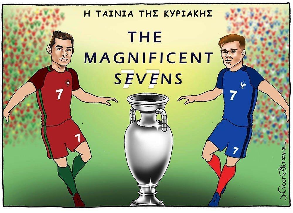 Η ταινία της Κυριακής: Magnificent Sevens