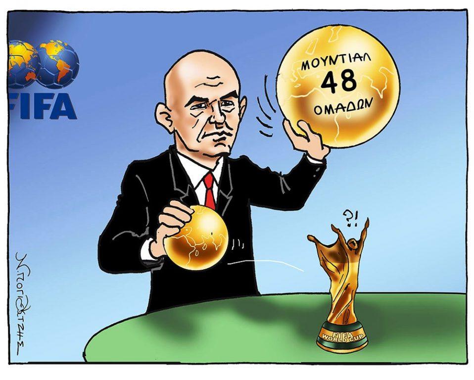 FIFA: Μουντιάλ 48 ομάδων