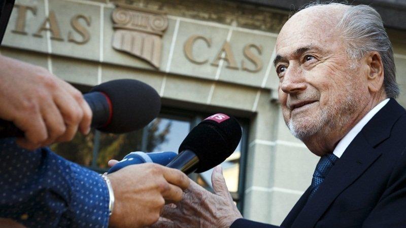 Το CAS ανακοινώνει τη Δευτέρα την απόφαση για την έφεση του Μπλάτερ