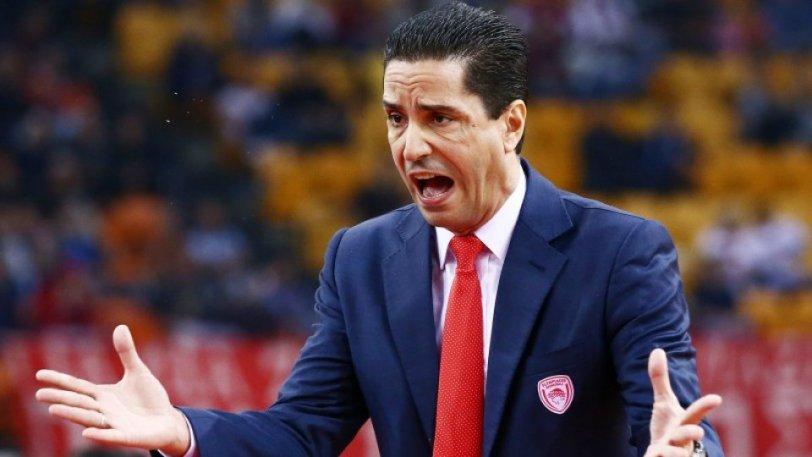 Σφαιρόπουλος: «Ας κερδίζουμε με 50 πόντους και σε όποιον αρέσει»