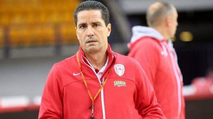 Σφαιρόπουλος: «Να πρωταγωνιστήσουμε σε όλες τις διοργανώσεις»