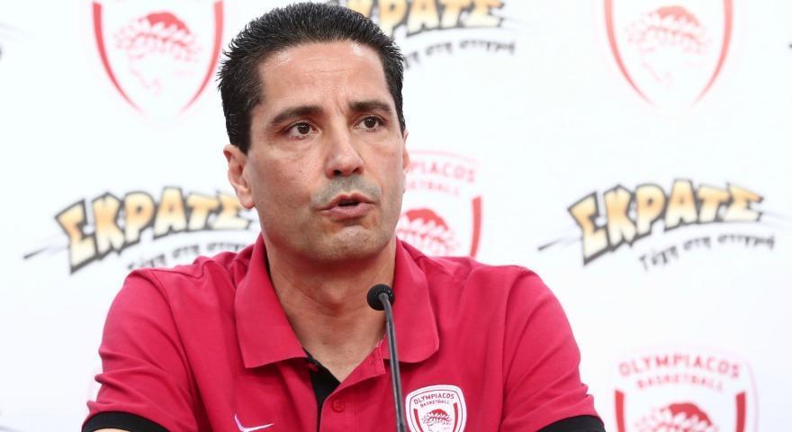 Σφαιρόπουλος: «Ξέρουμε να κερδίζουμε τα δύσκολα ματς»