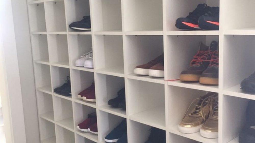 Έκλεψαν 92 ζευγάρια παπούτσια από επιθετικό της Φενέρμπαχτσε! (pics)