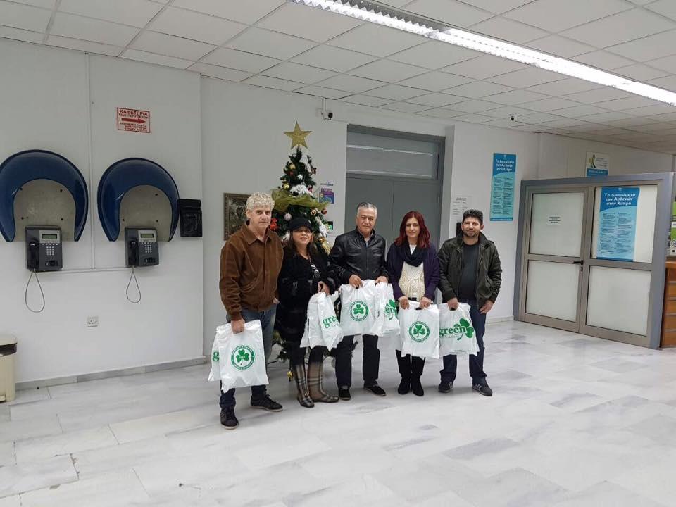 ΣΥΦΙ Ομόνοιας Λεμεσού: Επίσκεψη στο Γενικό Νοσοκομείο