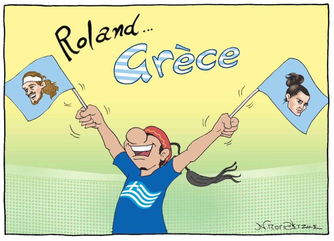 Roland... Grèce