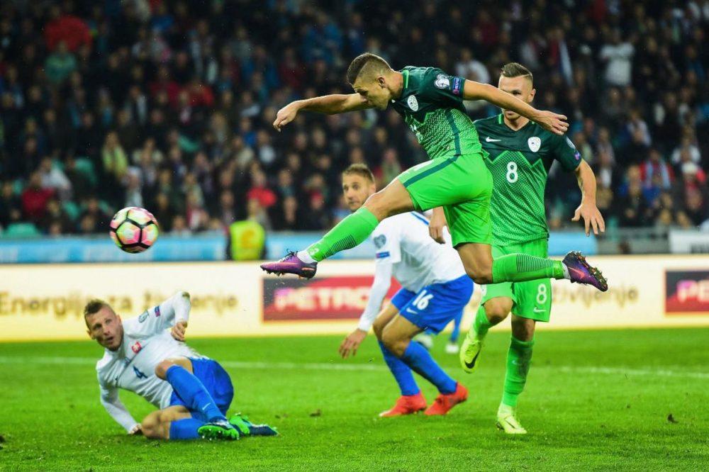 Δύσκολη νίκη για Σλοβενία που κυνηγάει την Αγγλία!