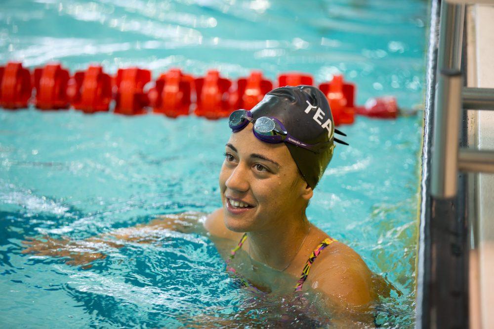 Κολύμπι: Δυο ρεκόρ και πλούσια συγκομιδή
