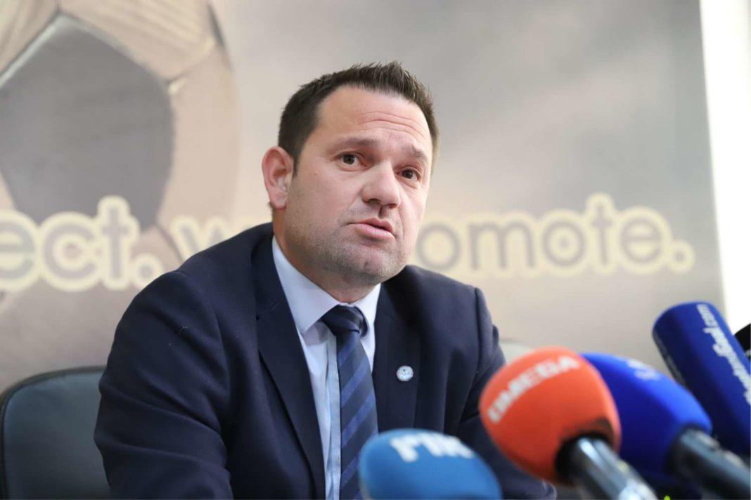 Νεοφυτίδης: «Δεν υπάρχει τέτοια πρόταση από την FIFA