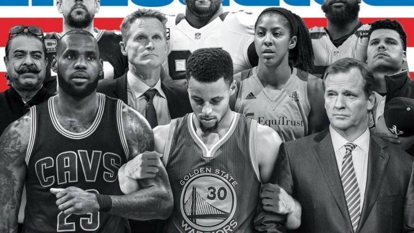 Το απίθανο εξώφυλλο του Sports Illustrated κατά του Τραμπ! (pic)