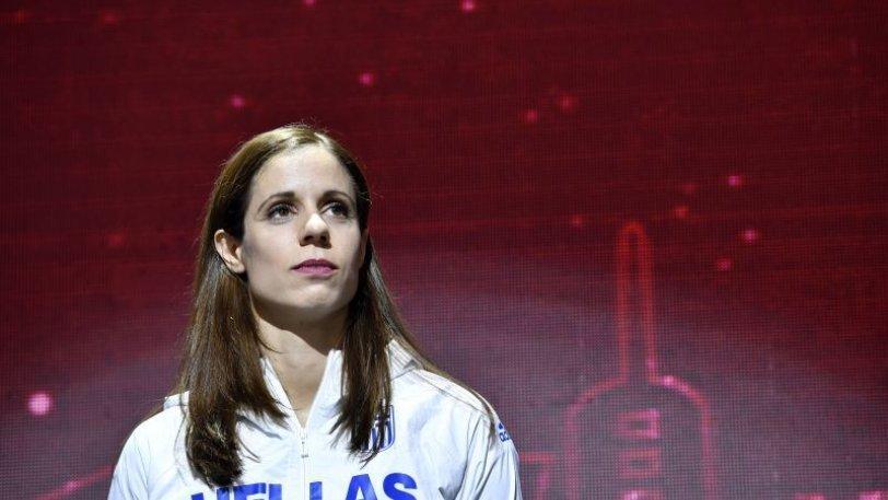 Κορωνοϊός: Το... αιχμηρό tweet της Στεφανίδη για τους Ολυμπιακούς Αγώνες (pic)