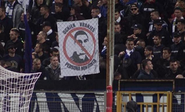 Κόπηκε διά παντός από την Εθνική Βοσνίας ο Βράνιες!