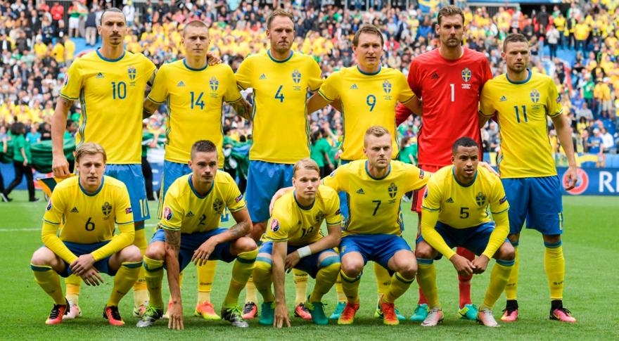 Το απίστευτο στατιστικό της Σουηδίας