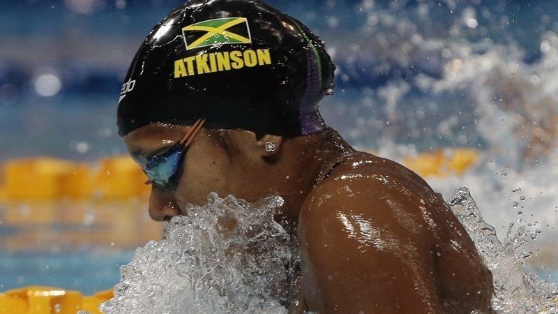 Παγκόσμιο ρεκόρ στα 50μ. πρόσθιο η Ατκινσον