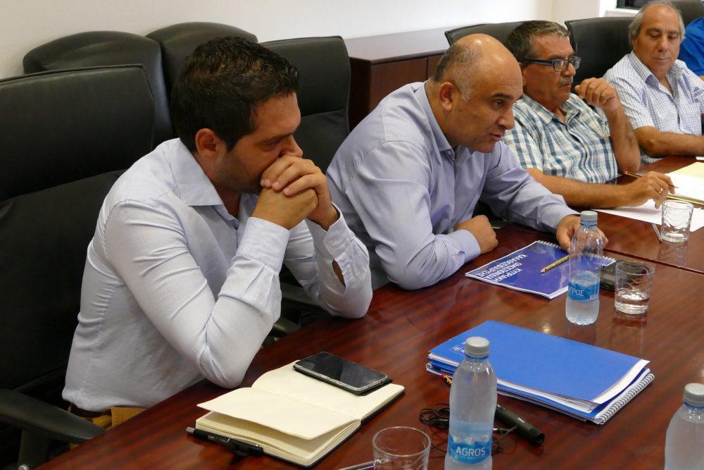 ΚΟΚ: Συνάντηση με την ηγεσία του ΚΟΑ