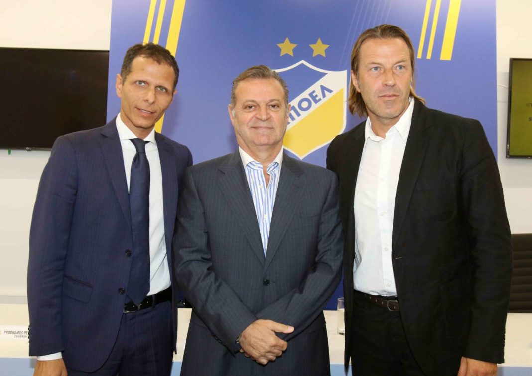 ΑΠΟΕΛ: Ξεπέρασε τα €5.000.000 η «τρύπα» για το 2018