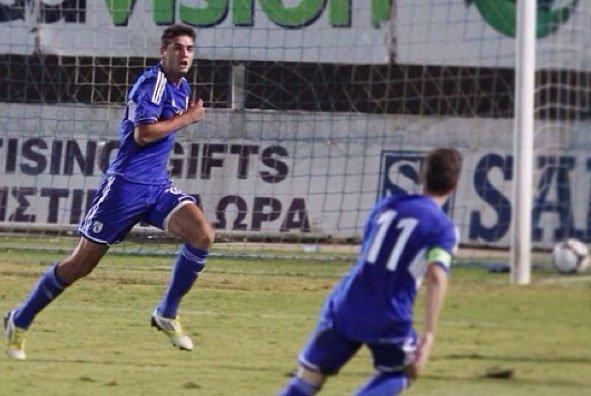 BINTEO: Τα γκολ του Θαλασσίτη με την Εθνική Κύπρου