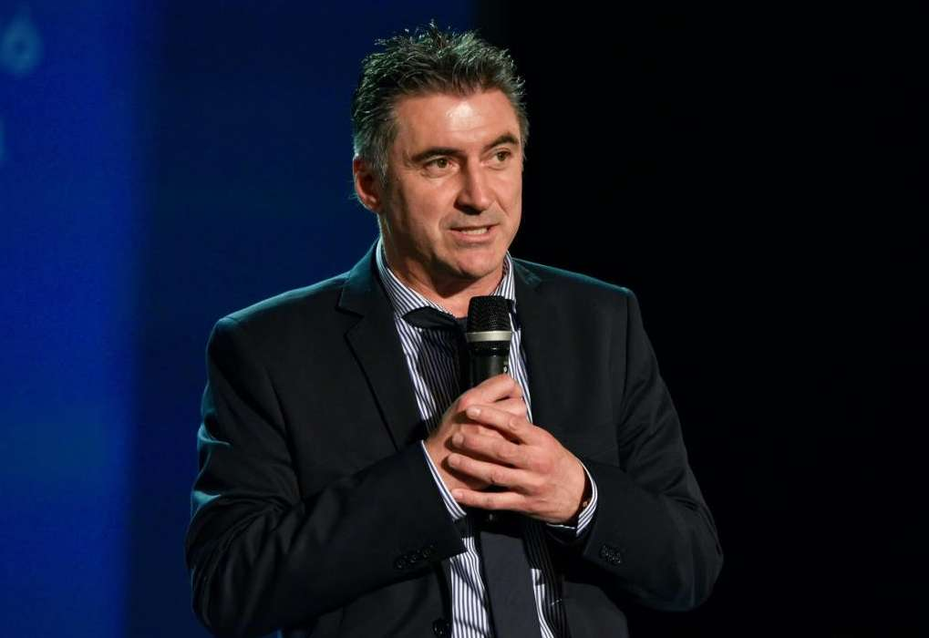 Με 66 ψήφους στους 68 εκλέκτορες νέος πρόεδρος της ΕΠΟ ο Ζαγοράκης