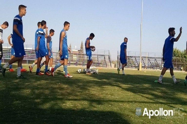 Ερμογένης Ελπιδοφόρου (Κ-18): «Στόχος μας το πρωτάθλημα»