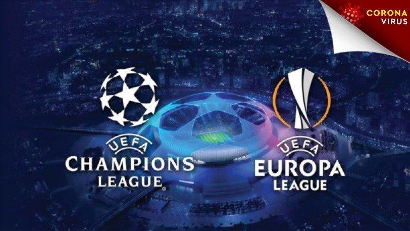 Champions και Europa League τον Αύγουστο με μονά ματς και ουδέτερες έδρες