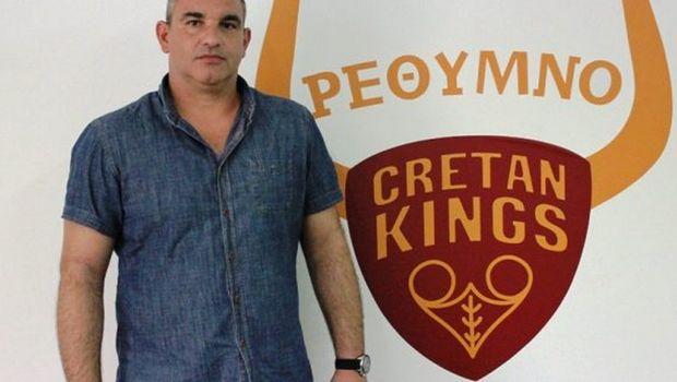 Στο Ρέθυμνο ο Τόνι Κωνσταντινίδης (δηλώσεις)