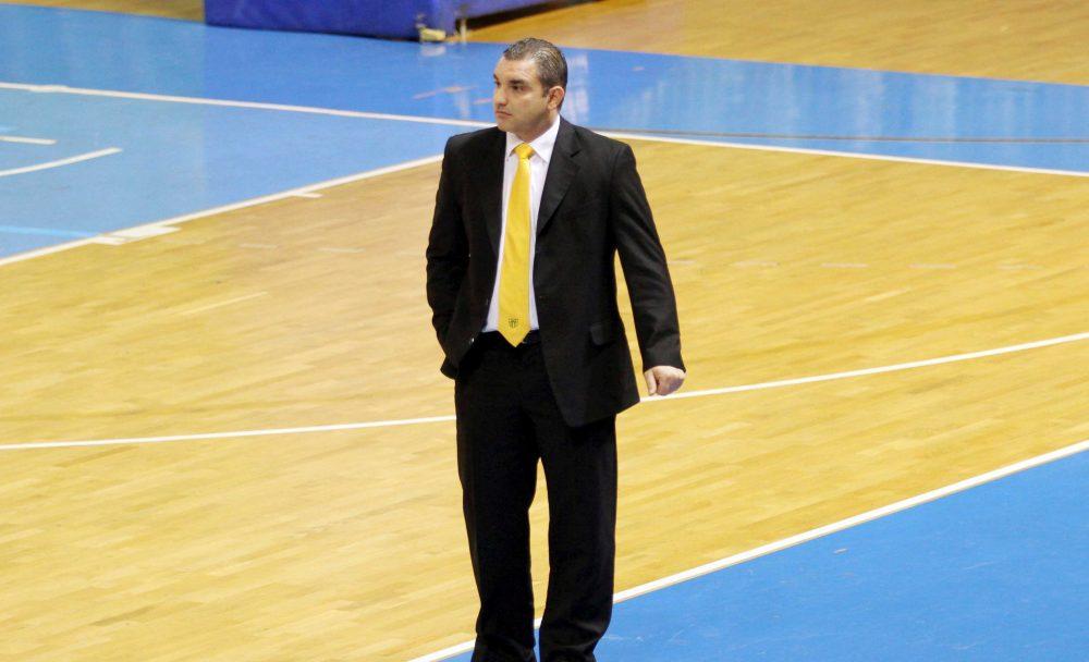 Κωνσταντινίδης: «Με σκληρή δουλειά όλα γίνονται»