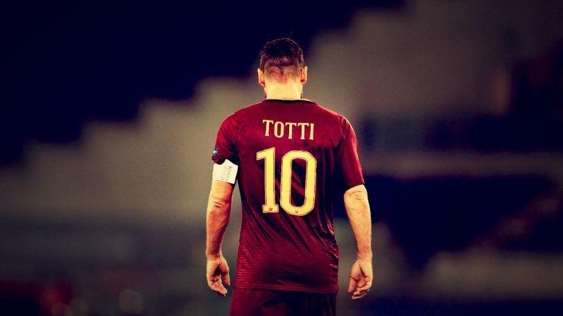 Tέλος εποχής για τον capitano Τότι