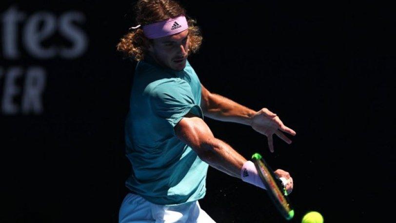 Τσιτσιπάς: Η φωτογραφία από το Australian Open που συγκλόνισε το ΕΡΕ! (pic)