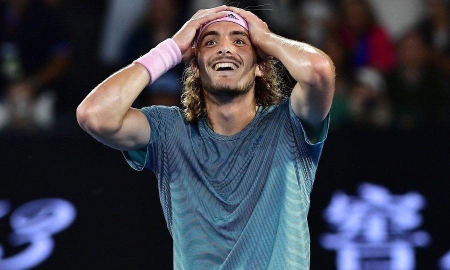 Νέο έπος Τσιτσιπά: Στα ημιτελικά του Αυστραλιανού Open!