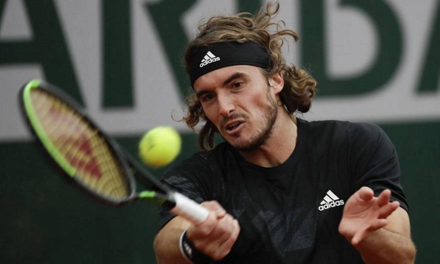 Ξεκίνημα με το δεξί για τον Τσιτσιπά στο Roland Garros!