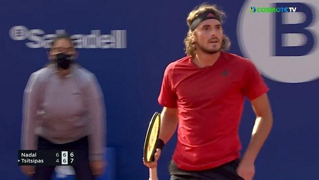 Madrid Open: Ορθάνοικτος ο δρόμος μέχρι τα ημιτελικά για τον Τσιτσιπά