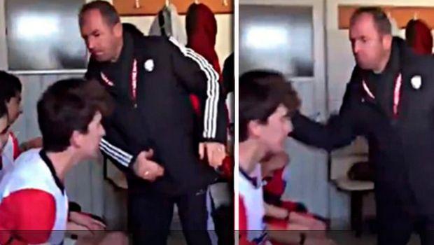 BINTEO: Προπονητής χαστούκιζε τους παίκτες στα αποδυτήρια