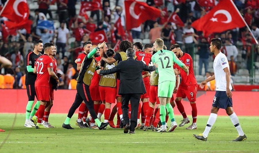 Δεν έχασε και προκρίθηκε στο Euro η Τουρκία! (video)