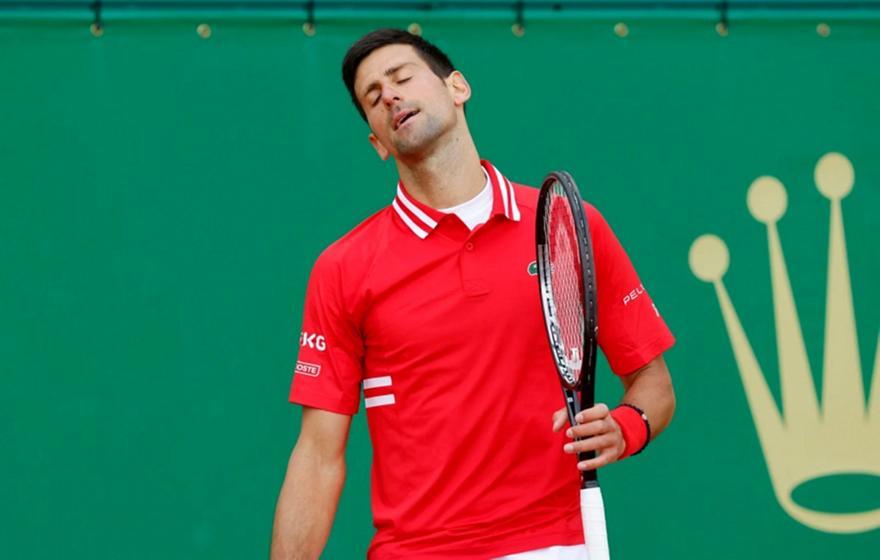 Ο Έβανς απέκλεισε τον Τζόκοβιτς από το Μonte Carlo Masters!