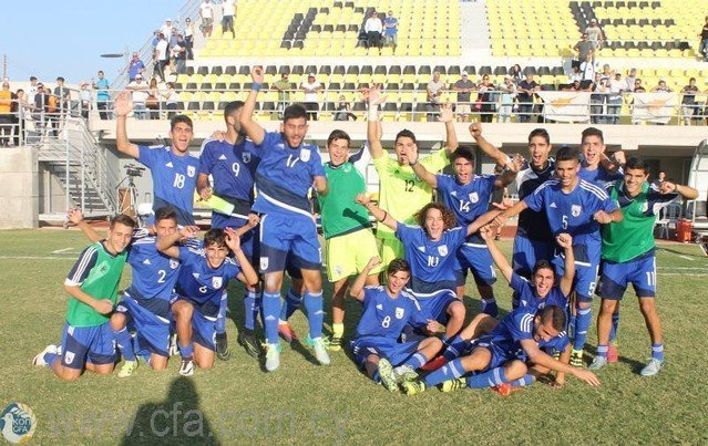 Σημαντική νίκη και βήμα πρόκρισης για την Εθνική Παίδων U-17 (pics)